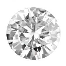 Forever One Round Brilliant Moissanite