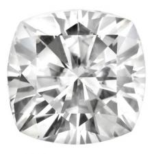 Moissanite Cushion NEO G-H Color