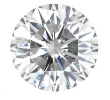 Moissanite Round NEO G-H Color
