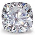 NEW LOWER PRICES - Forever Brilliant Cushion Moissanite